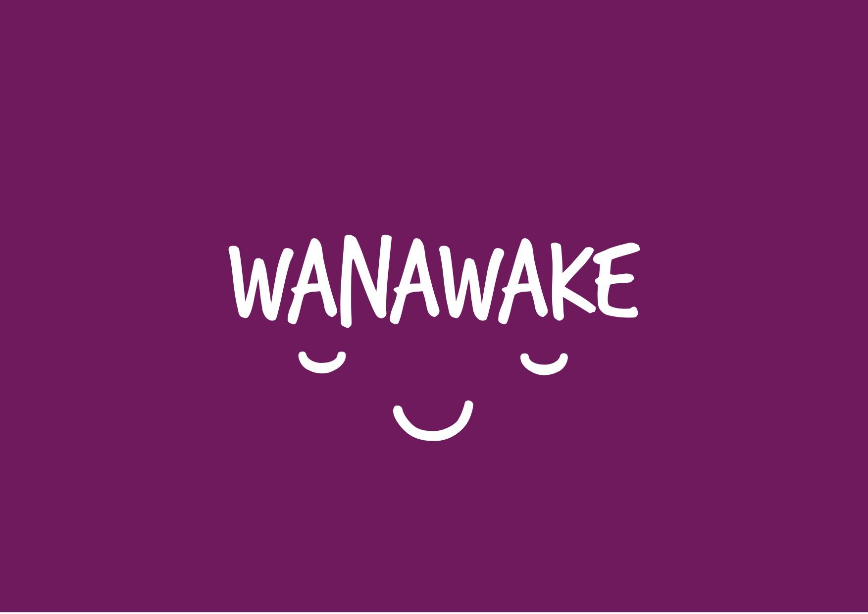 Resultado de imagen de WANAWAKE ONG
